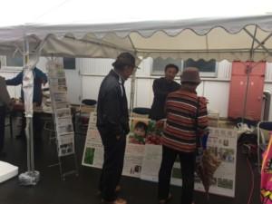 JA水戸主催の展示会3